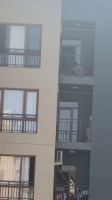 Olmazor city balkonda sex uzbek zapal Feruza Najmiddinova